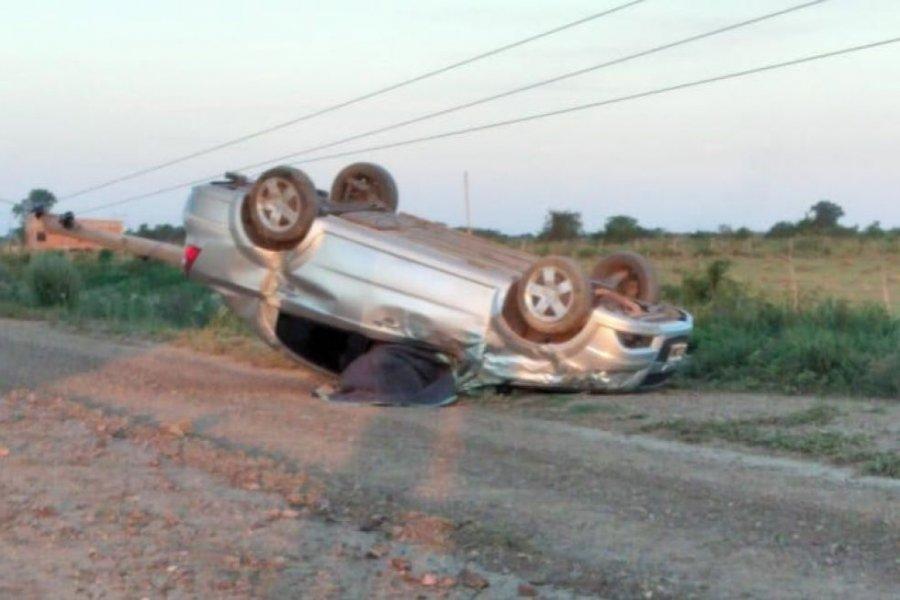 Un policía falleció en un accidente de tránsito tras terminar su guardia