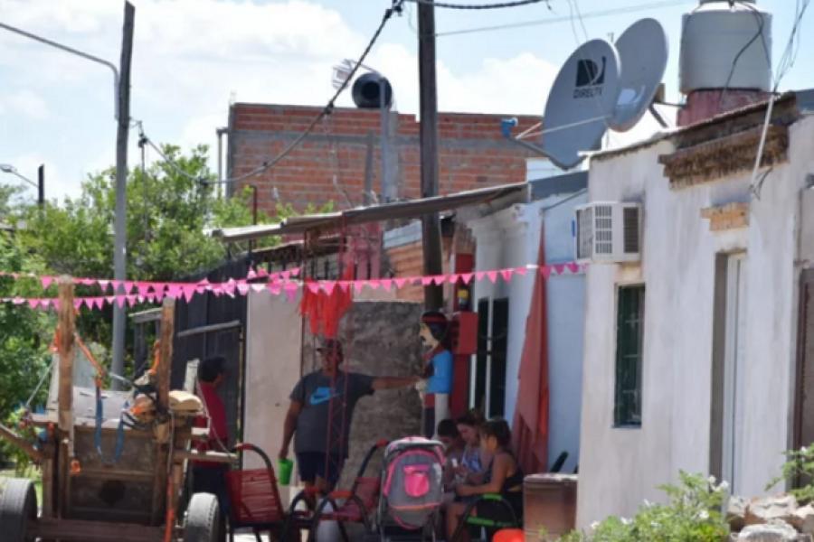 Pese a la pandemia, hubo pequeñas reuniones en los santuarios del Gauchito Gil