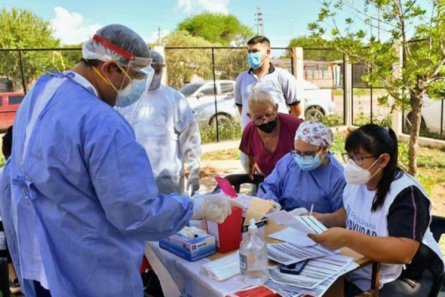 Chaco: Salud confirmó 298 nuevos casos y una mujer fallecida por Coronavirus