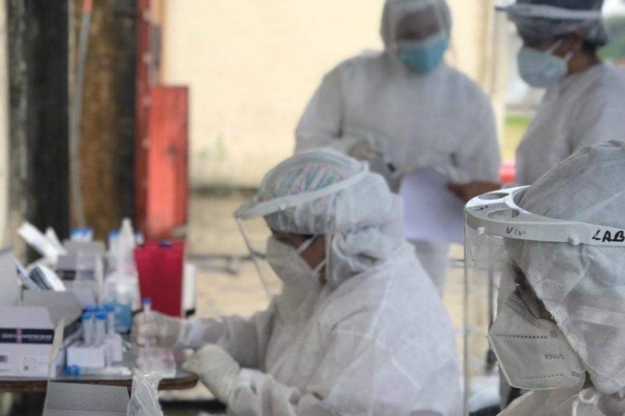 Coronavirus: Nuevos casos en Goya, Esquina, Pueblo Libertador y Mocoretá