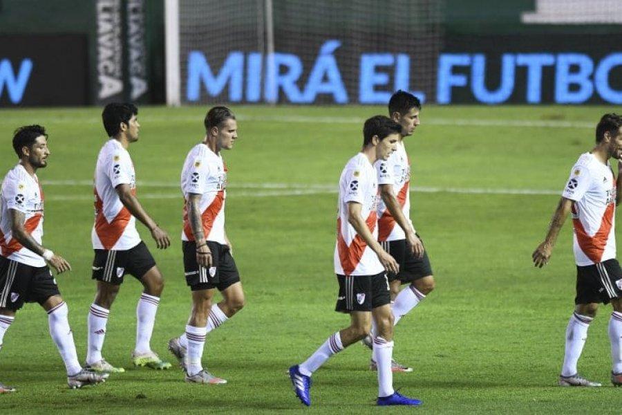 River perdió ante Independiente y se quedó sin final