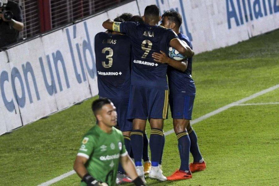 Boca empató con Argentinos y es finalista de la Copa Maradona