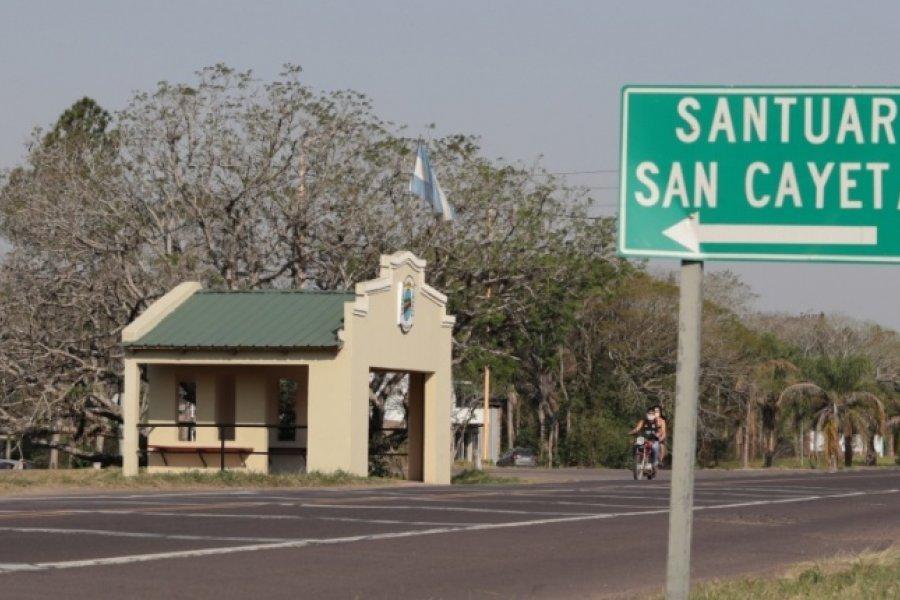 Un hombre murió tras despiste y vuelco en San Cayetano