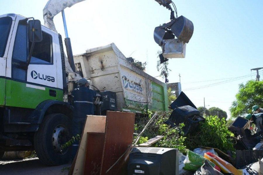 Esta semana el operativo de descacharrado llegará a seis barrios de la ciudad