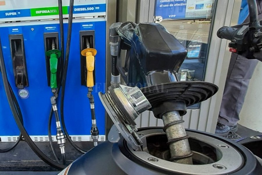 Nuevo y sorpresivo aumento de combustibles
