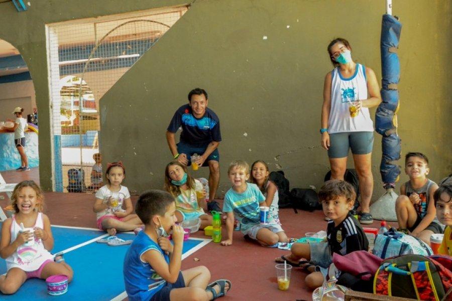 Comenzó la inscripción para el segundo turno de la Escuela Deportiva de Verano