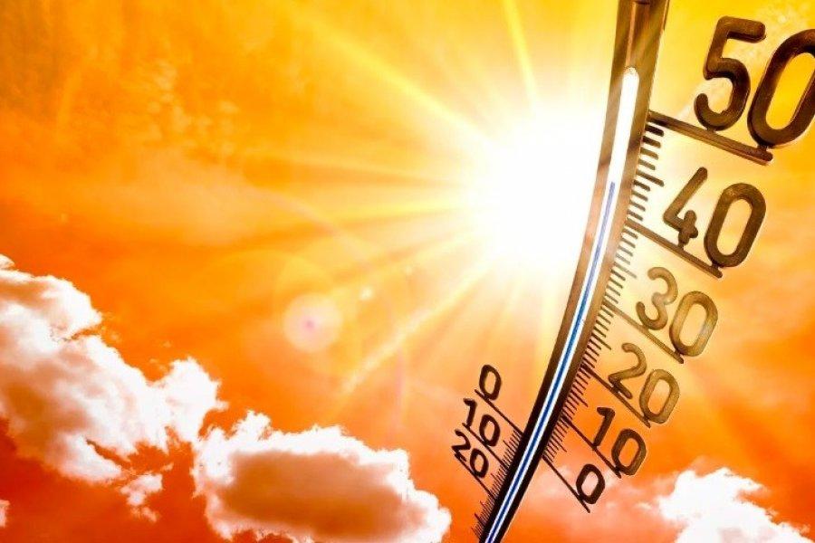 48º de sensación térmica y cortes de energía en Corrientes