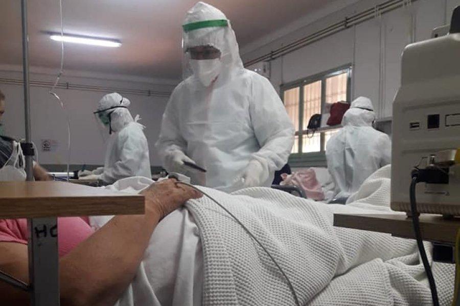 En plena pandemia, dejaron sin trabajo a una enfermera en Paso de los Libres
