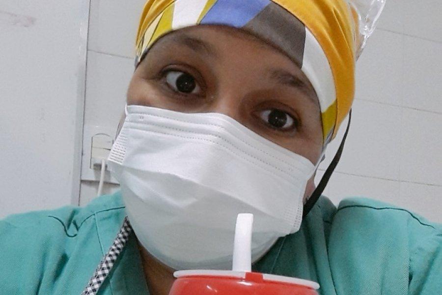 Enfermera cesanteada en Libres tuvo COVID y trabajó con recargo en la pandemia
