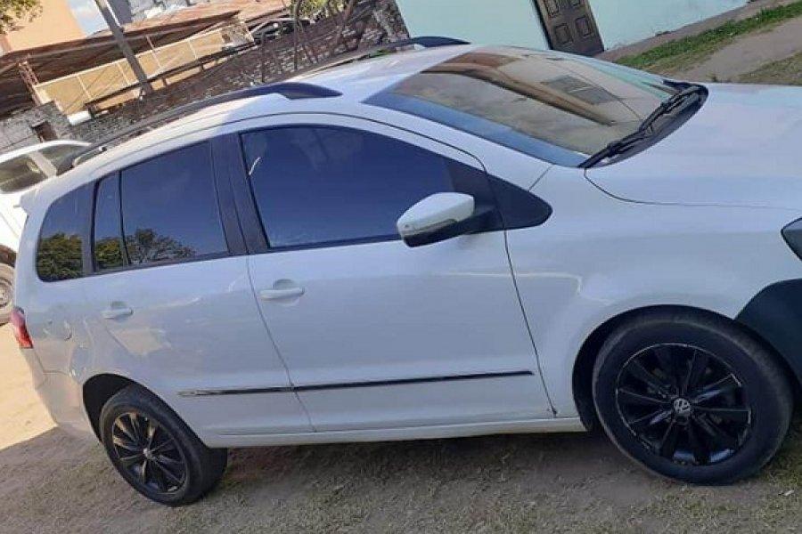 Hallaron auto robado en la provincia de Buenos Aires