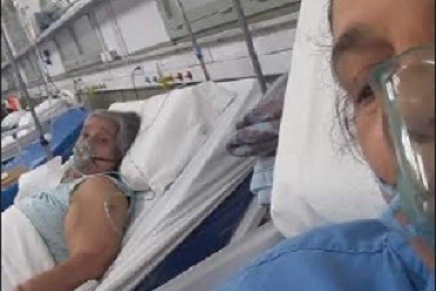 Enfermera despedida en Libres: testimonio del maltrato estatal