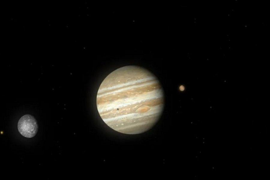 La NASA detecta por primera vez una señal de radio procedente de Júpiter