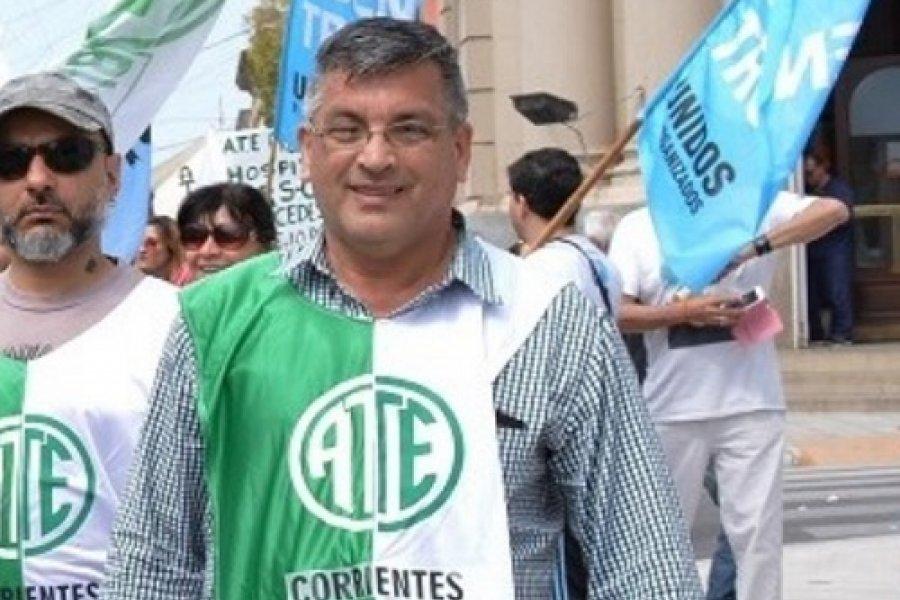 Falleció abogado y gremialista de ATE víctima del Coronavirus