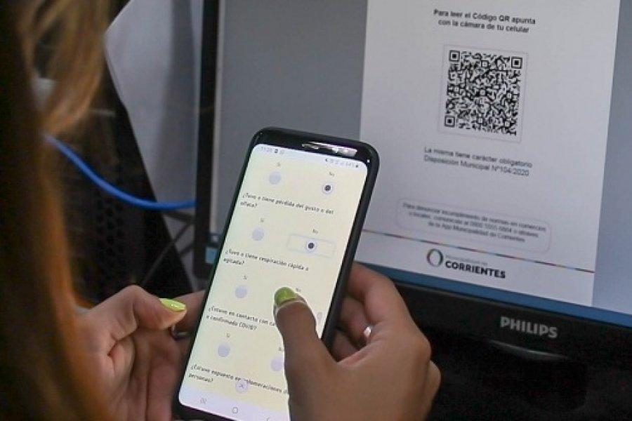 Cerca de 20 mil vecinos ya se registraron en el sistema de Declaración Jurada Digital de Covid-19