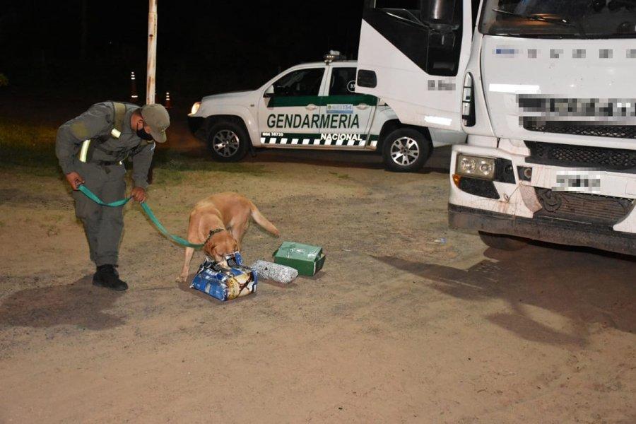 Secuestraron marihuana y detuvieron a dos personas en Corrientes