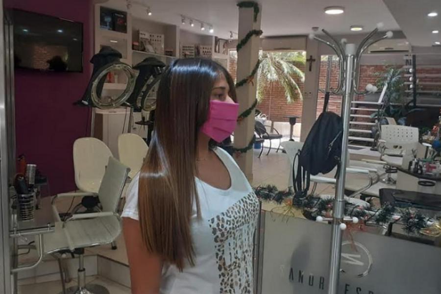 Actitud y propósitos de belleza en el Salón & Spa de Sandra Espínola
