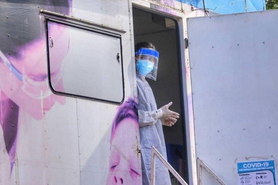 Covid en Chaco: Reportaron 7 nuevas muertes y los fallecidos suman 742