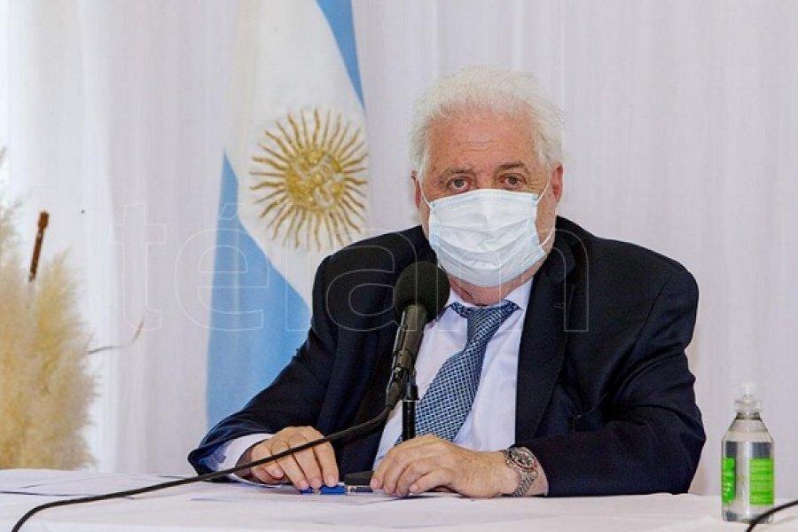Ginés advirtió por la suba de casos: La mitad de los argentinos vive en zonas de alto riesgo