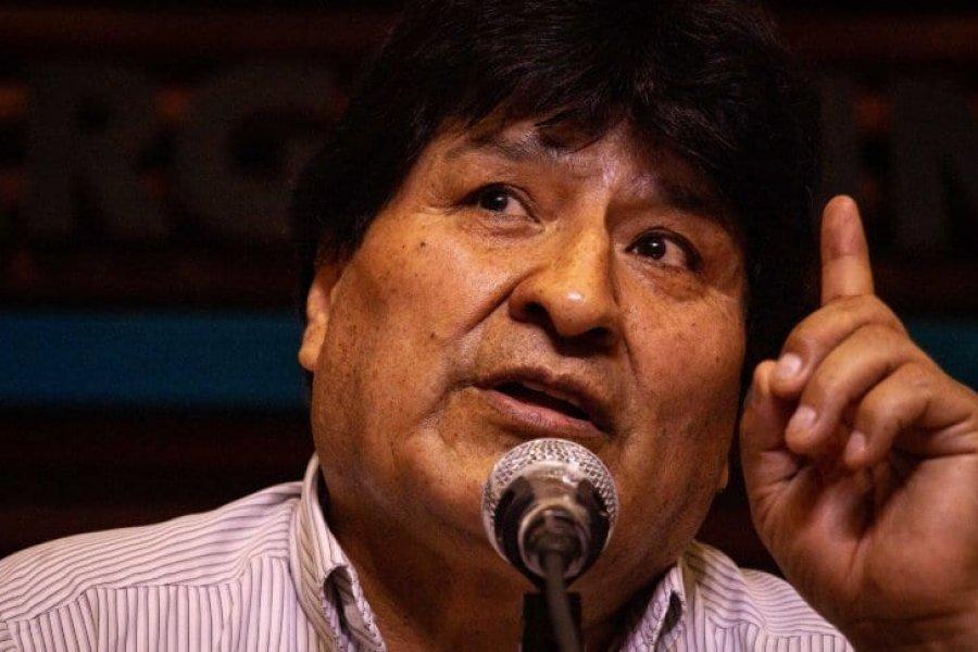 Las polémicas con River y el VAR hicieron enojar hasta a Evo Morales