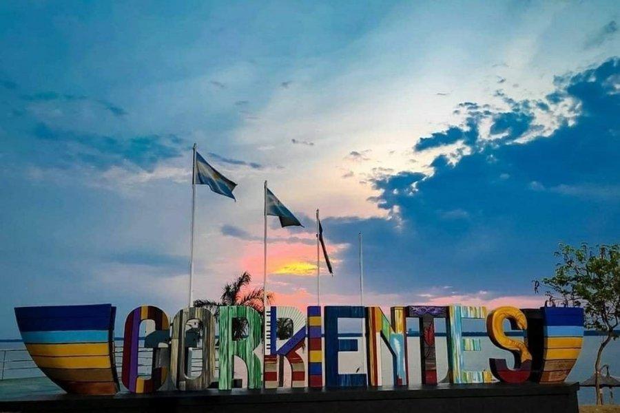 Pronostican un jueves nublado con máximas de 32° en Corrientes