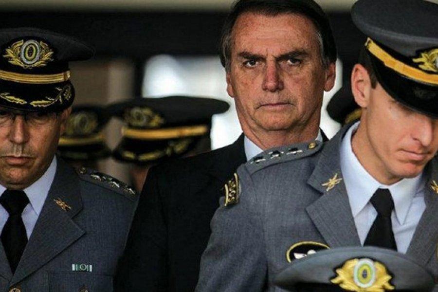 Otro peligro a la vista con Bolsonaro