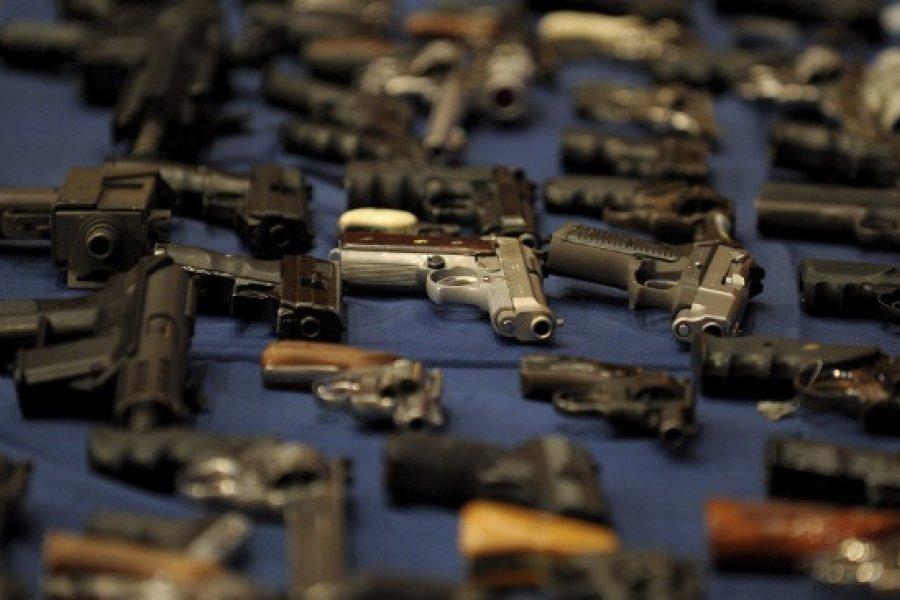 Corrientes: Hallaron arsenal de armas durante un allanamiento