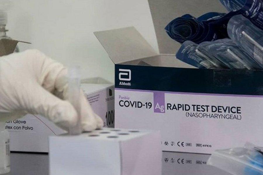Corrientes sumó 303 contagios y superó los 18.000 casos acumulados de Coronavirus