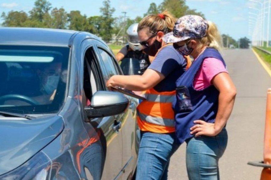 Intendentes refuerzan controles sanitarios ante falta de testeos provinciales