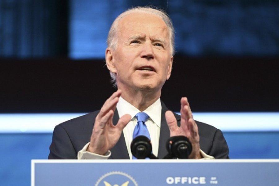 Biden instó al Senado a centrarse en las prioridades de su agenda mientras enjuicia a Trump