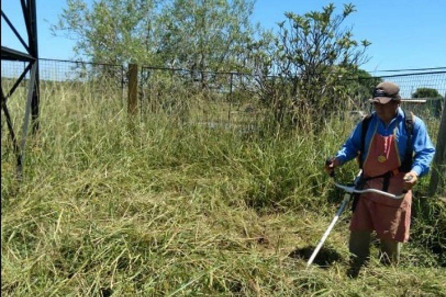 Continúa la ayuda y asistencia a Instituciones y Comunidades rurales