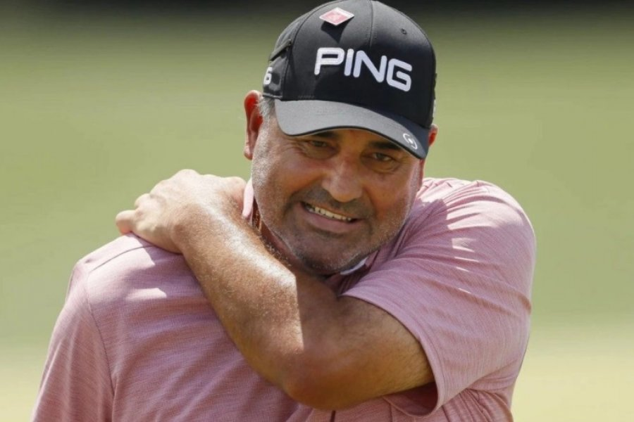El golfista Angel Cabrera fue detenido en Río de Janeiro