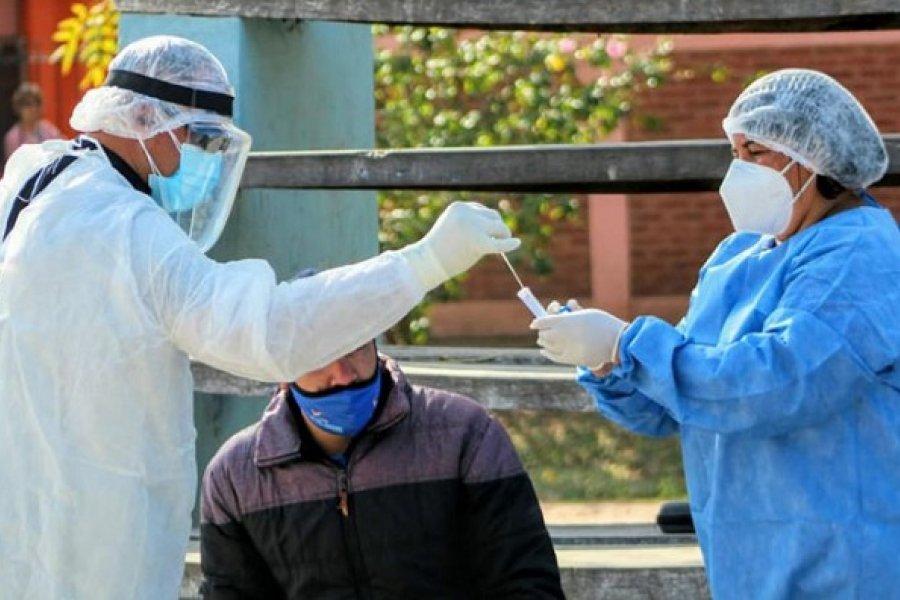 Coronavirus: Chaco volvió a superar los 300 casos diarios y se acerca a los 28 mil