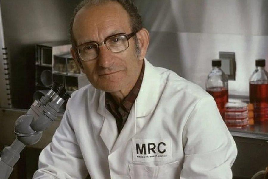 El Gobierno declaró al 2021 como el año de homenaje al Premio Nobel de Medicina César Milstein
