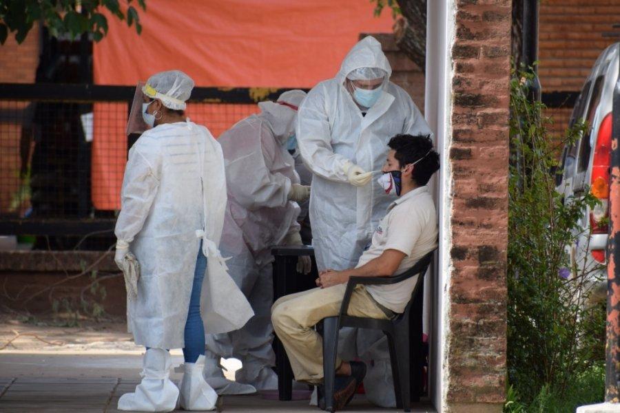Corrientes tiene 246 contagios nuevos de Coronavirus