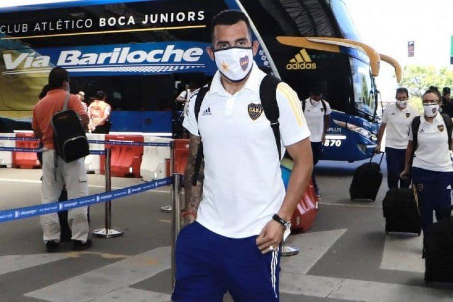 Carlos Tevez no viajó con el plantel y se sumará el domingo