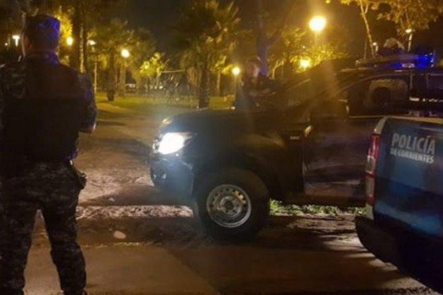 La Policía suspendió una fiesta clandestina en el barrio San José