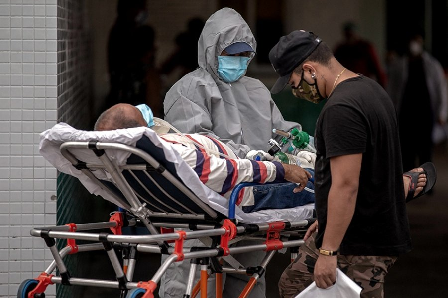 Sin relaciones diplomáticas con Brasil, Venezuela envía tubos de oxígeno a Manaos