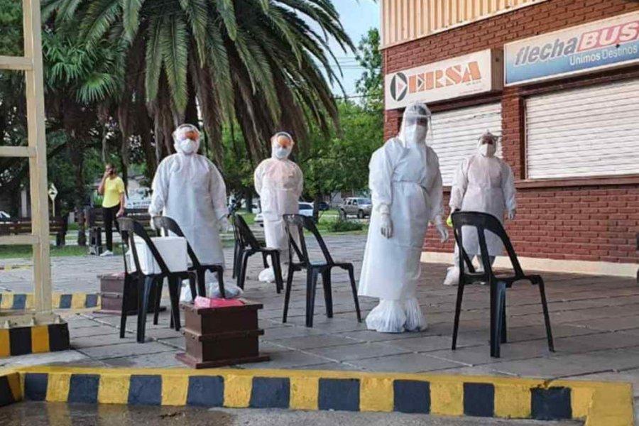Coronavirus: 21 nuevos casos en Monte Caseros