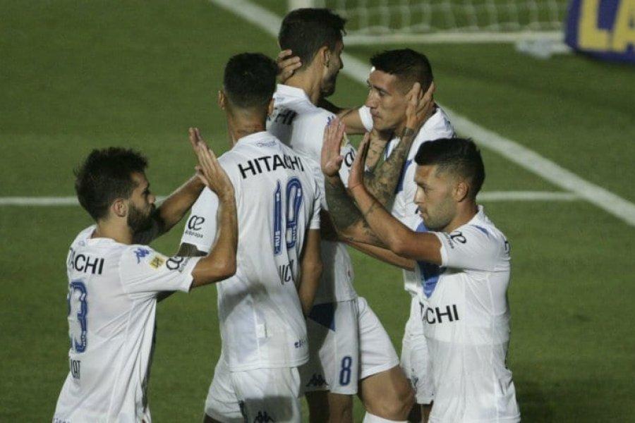 Vélez derrotó a Rosario Central y se quedó con la Complementación