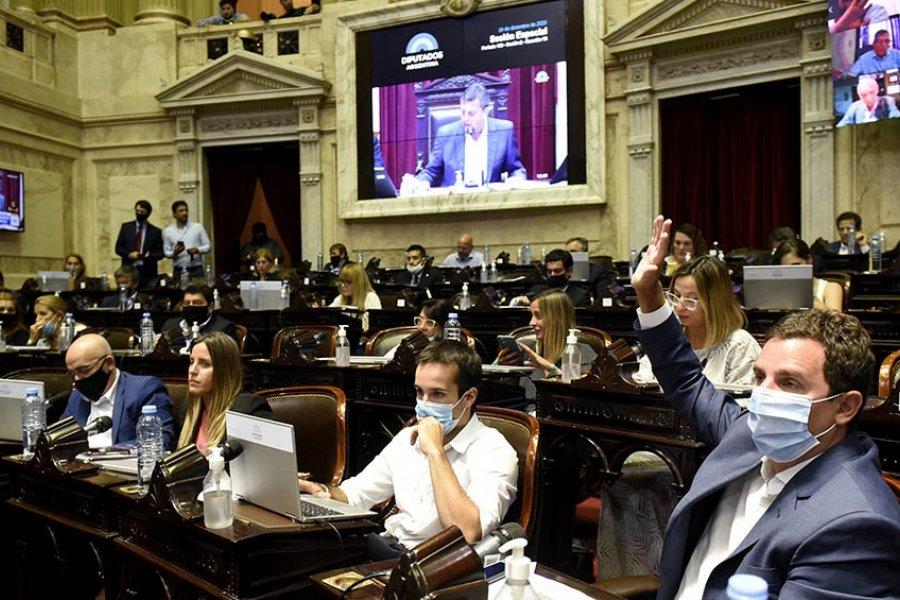 Diputados buscará sesionar la última semana de enero con una agenda de consenso