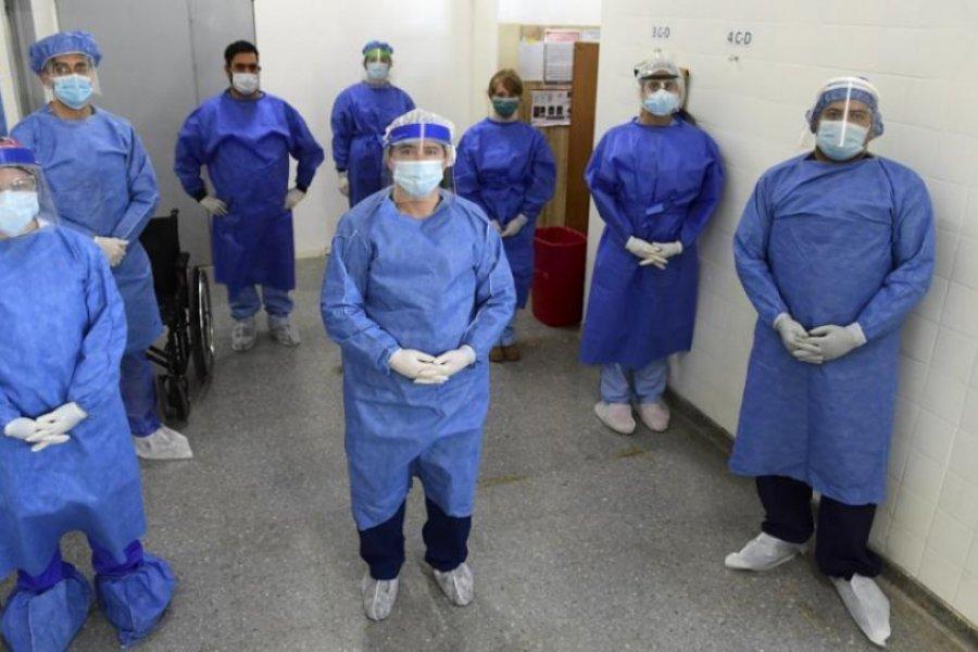 En los hospitales hay alerta ante los nuevos casos y esperanza por la vacuna