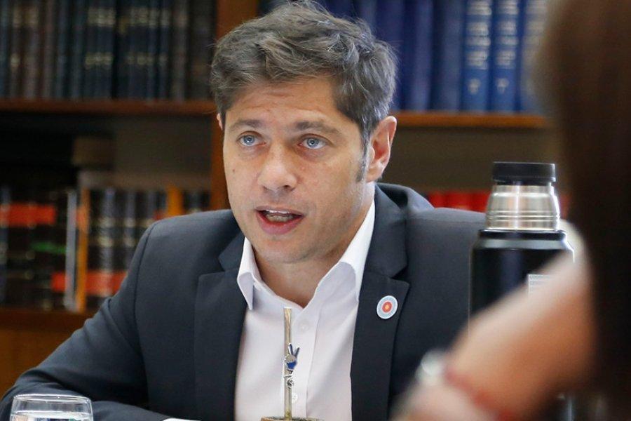 """Kicillof criticó la visión de un matutino sobre el Conurbano: """"Un licuado de racismo y centralismo"""""""