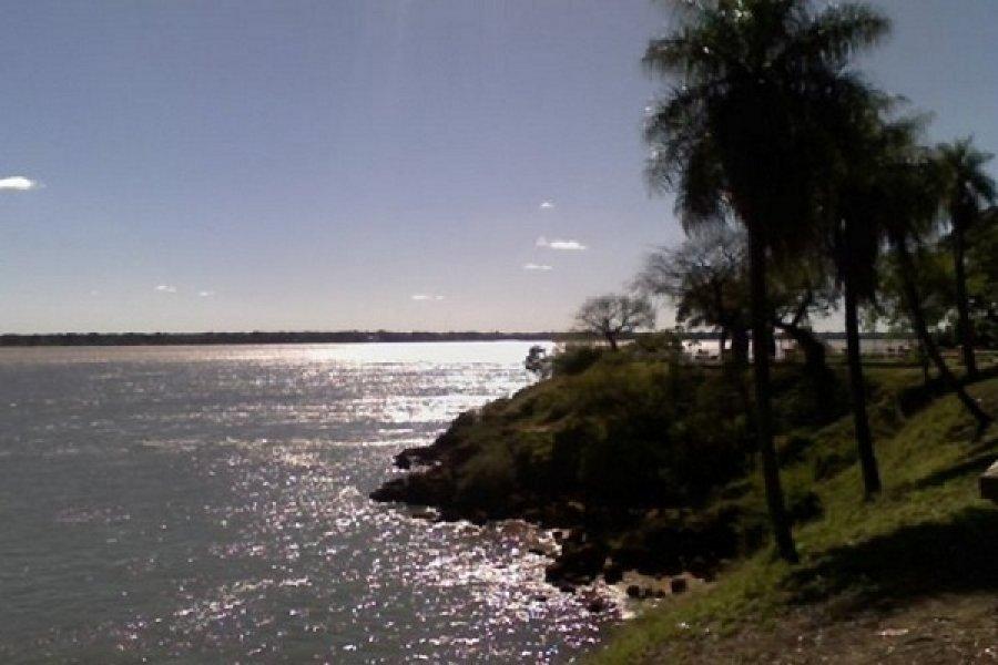 Cielo despejado en Corrientes