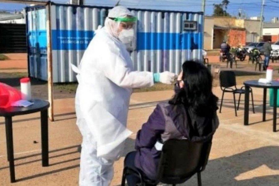 Segunda semana de enero con testeos reducidos en Corrientes
