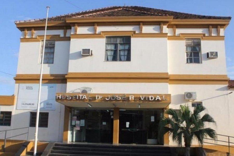Cirugía del Hospital Vidal registró varios Covid positivos