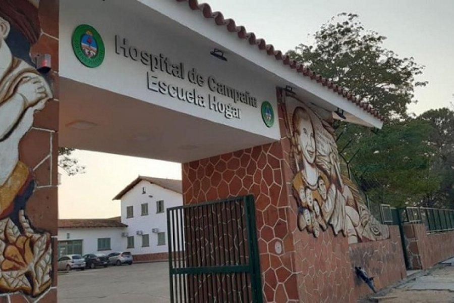 Preocupación en Goya: 13 personas fueron trasladadas al Hospital de Campaña