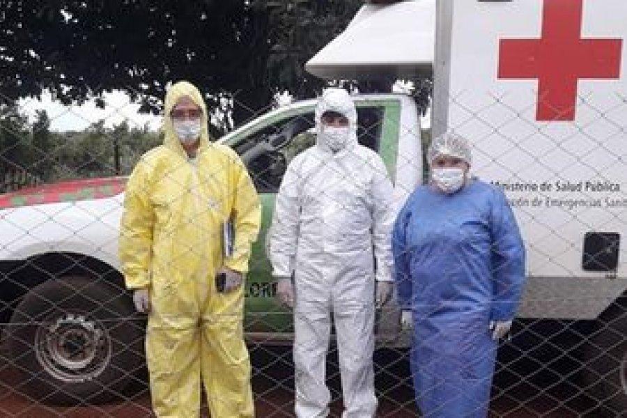 Corrientes: Primer caso de COVID-19 en San Carlos