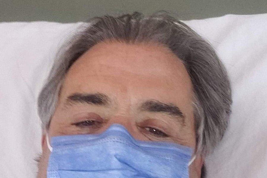 """Oscar Macías: """"Se desocupan camas de personas que han fallecido"""""""
