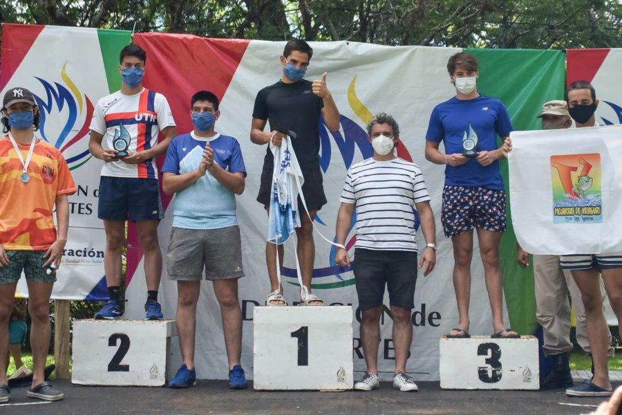 Salazar ganó el Aguas Abiertas de Federación