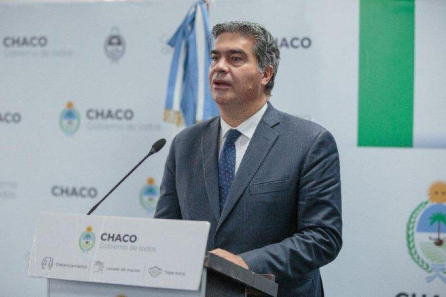 Capitanich importa un funcionario de Guzmán y lanza megaministerio